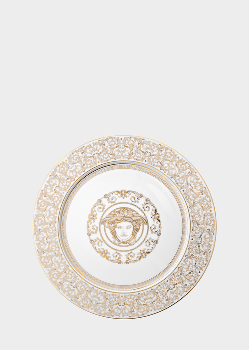 Medusa Gala Service Plate 33cm N1045 - Versace Porcellane e Cristalli