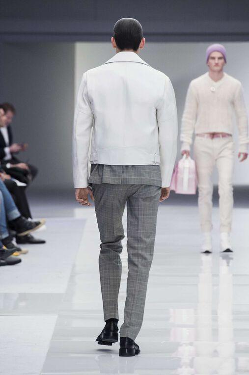 LOOK 9 Fashion Show Fall Winter