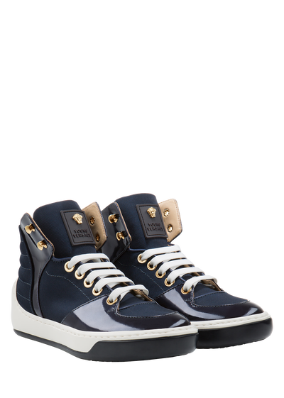 Mixed material sneakers Junior Accessories  4 - 14 years - Young Versace