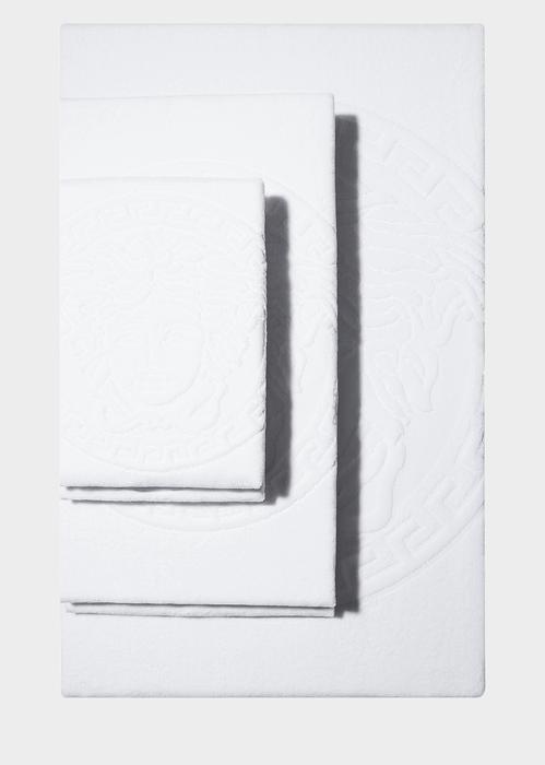 Medusa 5 Pieces Towels Set Z0007 - Versace Home