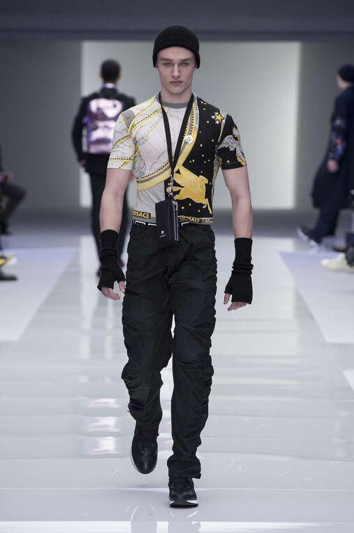 LOOK 36 Fashion Show Fall Winter
