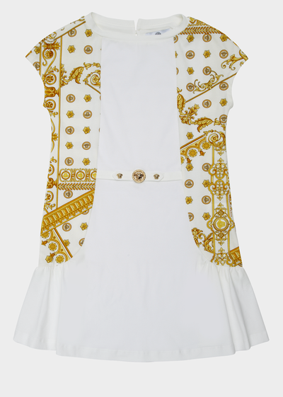Cornici Print Dress Junior Clothing  4 - 14 years - Young Versace