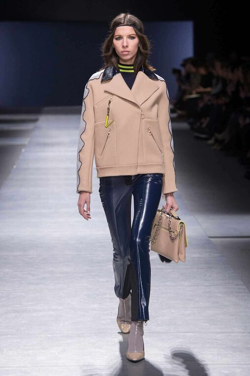 LOOK 31 Fashion Show Fall Winter