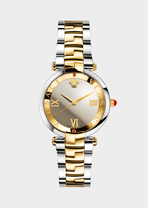 RÊVIVE TWO TONE WATCH - Versace Watches