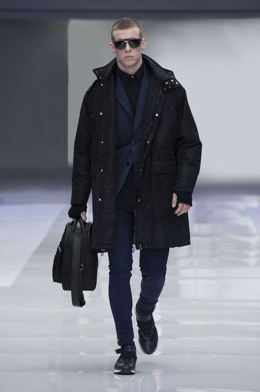 LOOK 30 Fashion Show Fall Winter