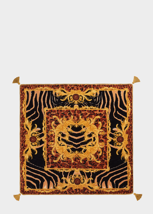 Zahara Print Throw Z7140 - Versace Home