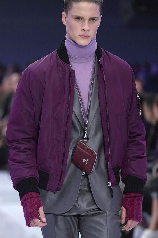 LOOK 46 Fashion Show Fall Winter