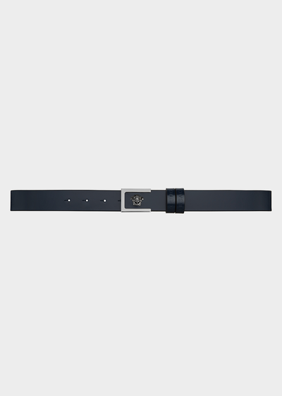 Leather Belt with Medusa Details Junior Accessories  4 - 14 years - Young Versace