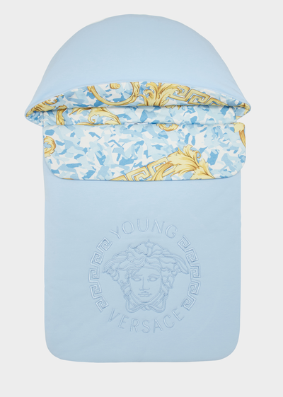 Baroque Newborn Nest Accessories - Young Versace