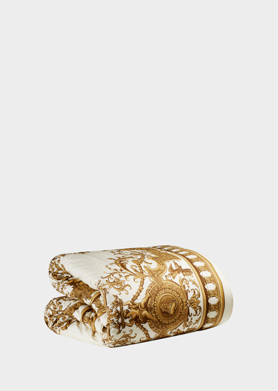 Le Dome Baroque Print Comforter Comforters - Versace Home