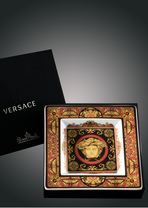 Medusa Dish 22 cm - Versace Bowls & Trays
