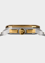 Dylos Chrono gold and steel PNUL - Versace Preziosi
