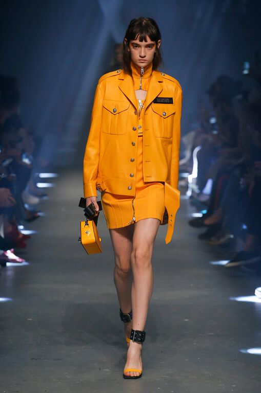 LOOK 22 Fashion Show Spring Summer