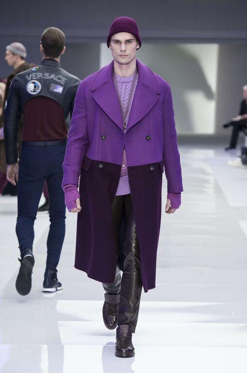 LOOK 44 Fashion Show Fall Winter