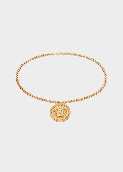 Medusa Necklace - Versace Necklaces