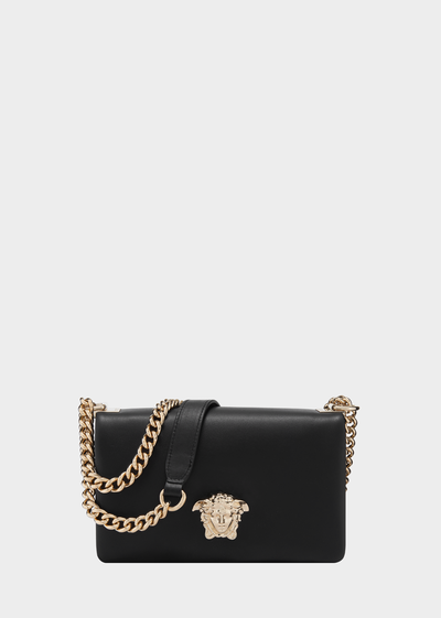 Palazzo Cross-Body Bag - Versace Shoulder Bags