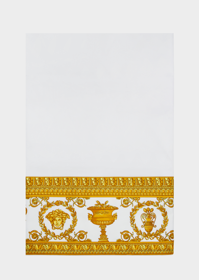 I ♡  Baroque Flat Sheet Bed Linen - Versace Home
