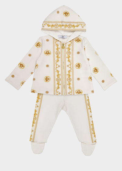 Cornici Two Piece Baby Set Apparel - Young Versace