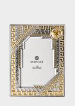 Greca Medusa Picture Frame 9x13 cm N6907 - Versace Porcellane e Cristalli