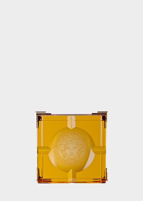 Medusa Prisma Ashtray 16cm - Versace Glass & Crystal