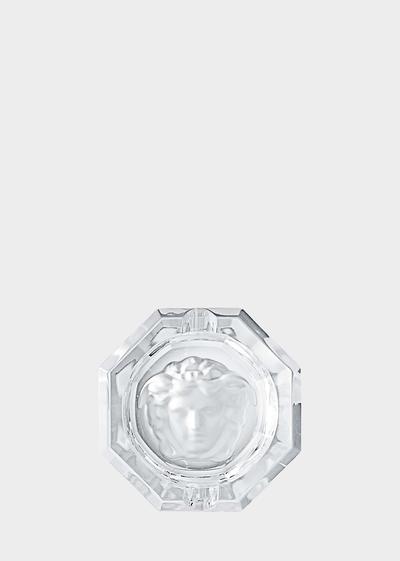 Medusa Lumiere Ashtray 8 cm Gifts - Versace Porcellane e Cristalli