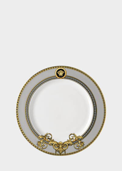 Prestige Gala 22cm Plate Plates - Versace Porcellane e Cristalli