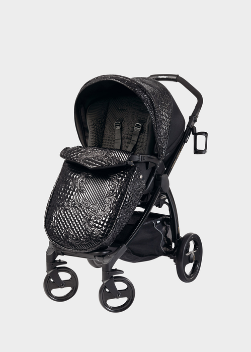 Patent Modular Stroller - Young Versace Strollers