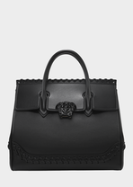 Palazzo Empire Cross Stitch Bag KNJOC - Versace Accessori