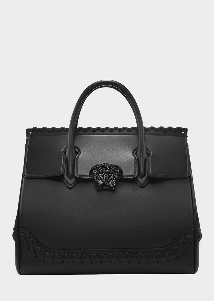 Palazzo Empire Cross Stitch Bag KNJOC - Versace