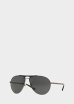Vintage Greek Key Sunglasses - Versace Eyewear