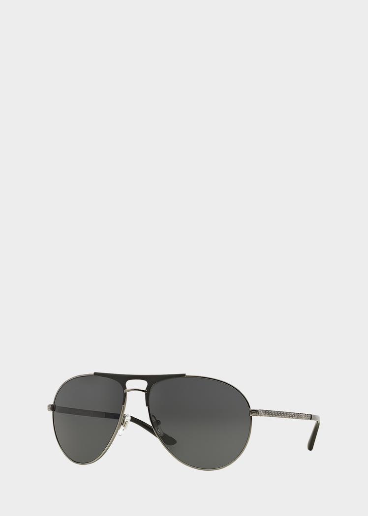 Vintage Greek Key Sunglasses ONUL - Versace