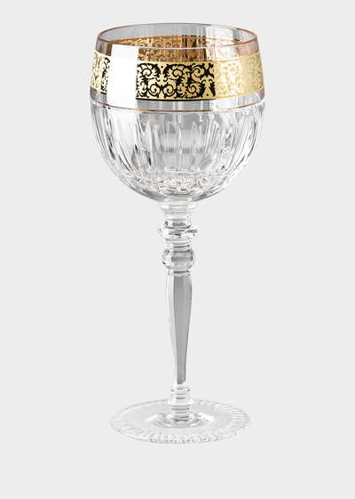 Calice per acqua Clear - Versace Glass & Crystal