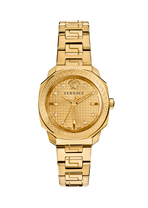 Dylos Lady 35 MM Gold Watch PNUL - Versace