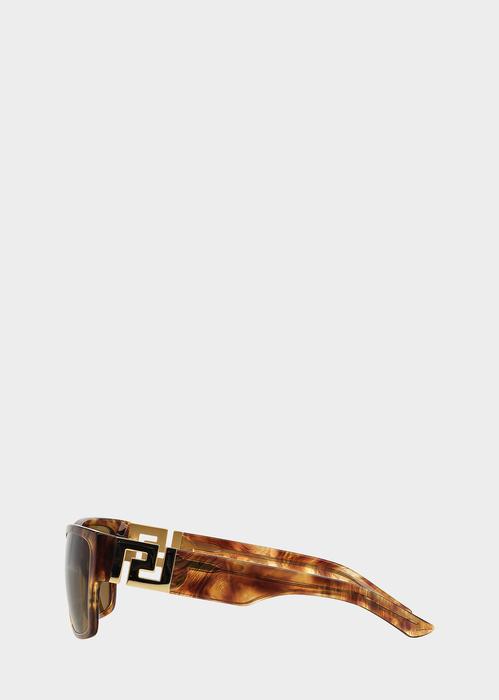 Havana Squared Sunglasses ONUL - Versace