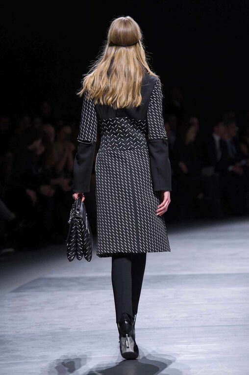 LOOK 36 Fashion Show Fall Winter