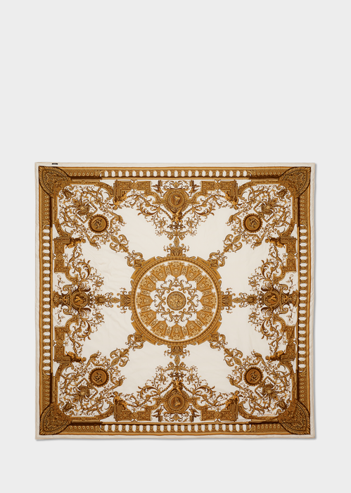 Le Dome Baroque Print Comforter - Versace Home Comforters