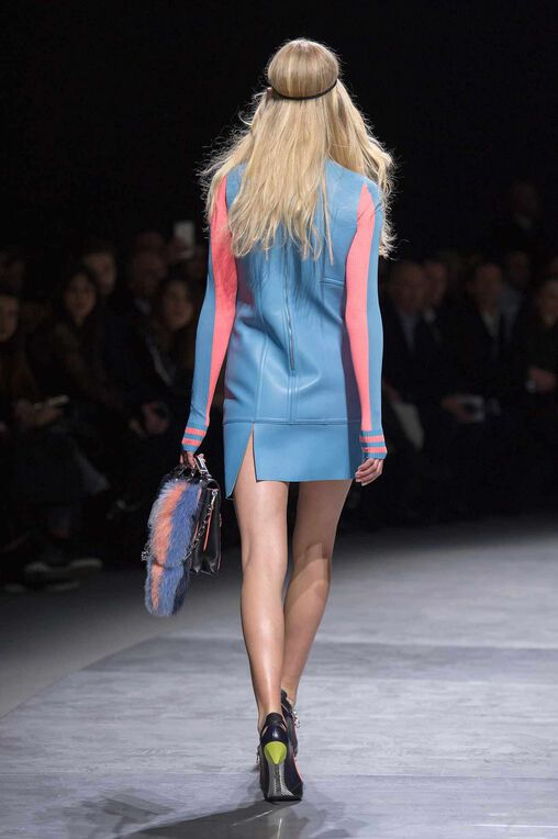LOOK 16 Fashion Show Fall Winter