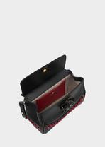 Palazzo Empire Cross Stitch Bag KNRJO - Versace