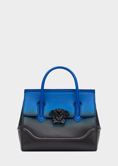 Palazzo Empire Degradé Color Bag Top Handle - Versace
