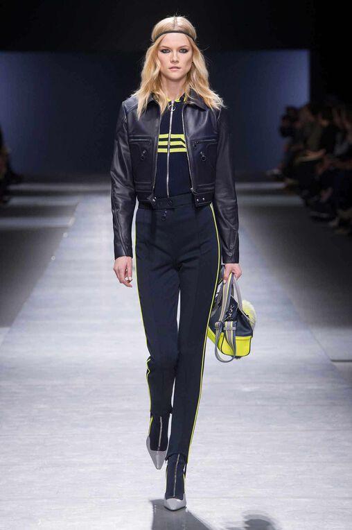 LOOK 26 Fashion Show Fall Winter