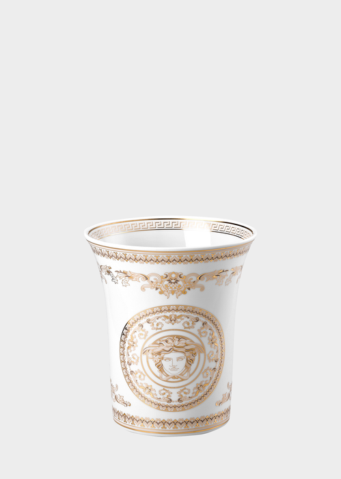 Medusa Gala Vase 18 cm - Versace Vases