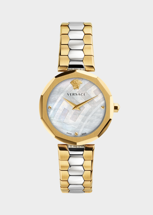 Two-Tone Idyia Watch - Versace Watches