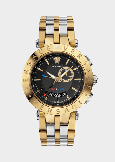 versace watches for men us online store v race gmt alarm versace watches