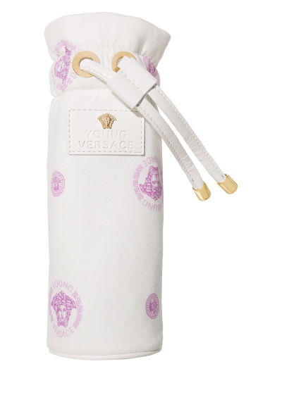 Bottle cover with Medusa print Accessories - Young Versace