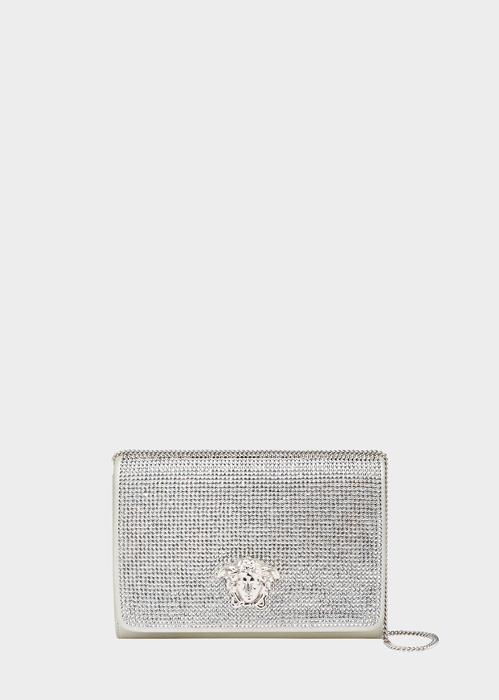 Palazzo Crystal Evening Clutch D92P - Versace
