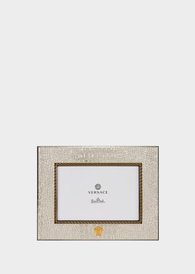 Gold and Silver 4 X 6 Frame Frames - Versace Porcellane e Cristalli