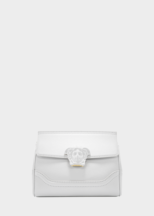 Palazzo Empire Leather Bag - Versace Shoulder Bags
