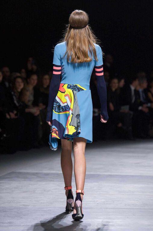 LOOK 20 Fashion Show Fall Winter