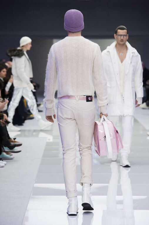 LOOK 14 Fashion Show Fall Winter