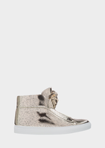 Palazzo High-Top Sneakers Sneakers - Versace Accessori